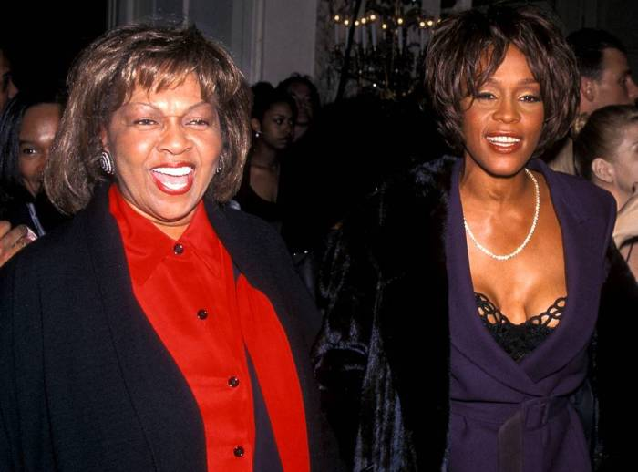 Cissy Houston, Whitney Houston