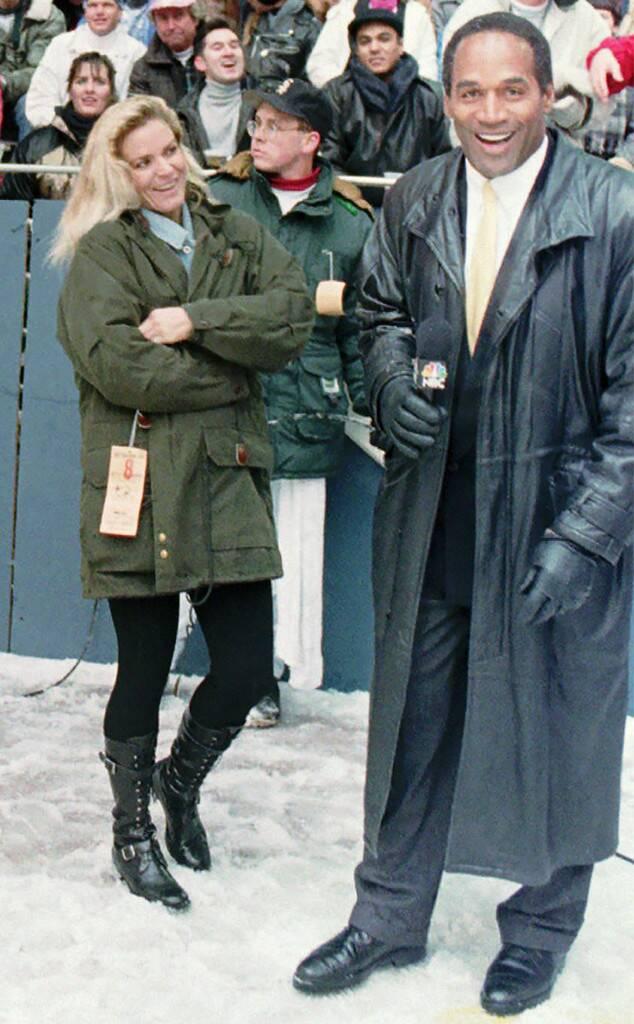 O.J. Simpson, Nicole Brown Simpson, Thanksgiving 1993