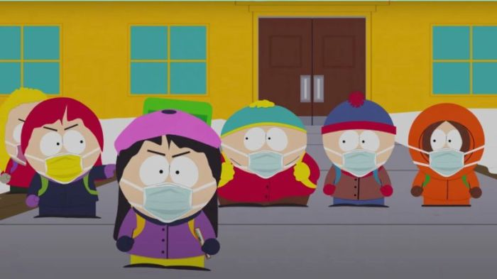 South Park Vaccination Special 2 The South Park Vaccination Special's Only Immunity Is to Comedy: Review