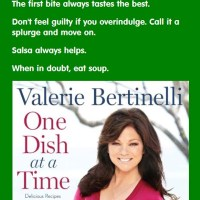 Valerie Bertinelli: 10 Healthy Food Rules