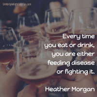 Heather Morgan on Fighting Disease