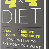 The 4x4 Diet: 4 Weeks to the Body You Want