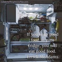 Errick McAdams: Keep Good Food in Your Home