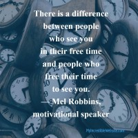 Mel Robbins: On Free Time