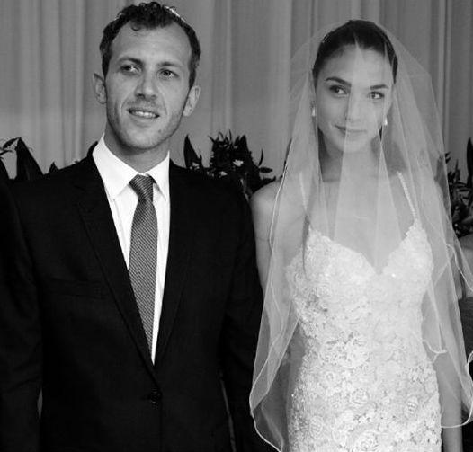 Jaron Versano & Gal Gadot wedding