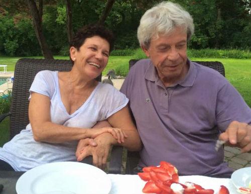 Yaron Versano's parents: Mother Irit Varsano & father Daniel Varsano
