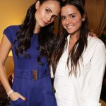 Jordana with her sister Isabella Brewster
