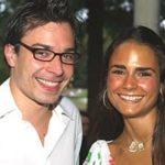 Jordana with his ex Jimmy Fallon