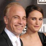 Natalie-Portman and her father Avner Herslag
