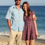 Paul walker and his daughter meadow walker