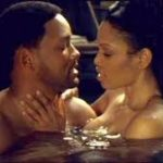 will smith and Garcelle Beauvais image.