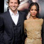 Bradley Cooper dated Zoe Saldana