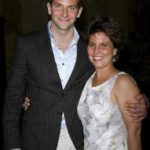 Bradley Cooper with his older sister Holly Cooper