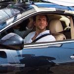 Bradley Cooper's Maserati