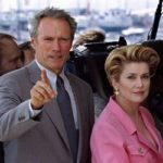 Catherine Deneuve And Clint Eastwood image.