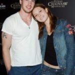 Chris Evans dated Jessica Biel,
