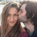 Cute couples - Domino kirke and Penn Badgley