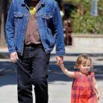 Delilah del Toro and Benicio del Toro image.