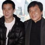 Fang Shide and Jackie chan Image.