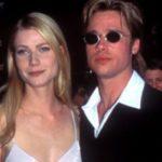 Gwyneth Paltrow dated Brad Pitt