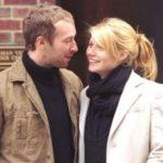 Gwyneth Paltrow with her ex husband Chris Martin
