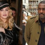 Idris Elba dated Madonna