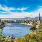 Inverness, UK image.