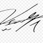 Kim Soo-Hyun signature