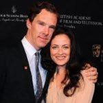 Lara Pulver and Benedict cumberbatch image.
