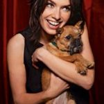 Lena Headey's pet angela