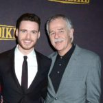 Richard Madden with his father richard. they both have same names
