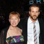 Ryan Reynolds with his mother Tammy Reynolds