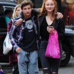 Sophie Turner and Tye Sheridan
