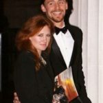 Tom Hiddleston with his sister Sarah