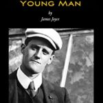 a portrait of the artist as a young man by james joyce book image.