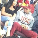 Chris Brown and Cydney Christine dated