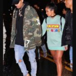 Chris Brown and Vanessa Vargas dated