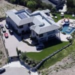 Chris Brown's house in Tarzana - $4.3 million