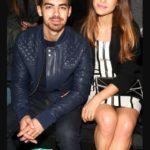 Joe Jonas and Blanda Eggenschwiler dated