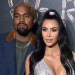 Kanye West and Kim Kardarshian