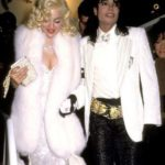 Madonna and Michael Jackson dated