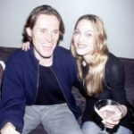 Madonna and Willem Dafoe dated