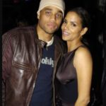 Michael Ealy and Halle Berry dated