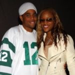 Michael Ealy and rapper Eve dated