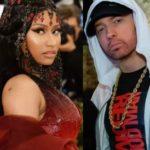 Nicki Minaj dated rapper Eminem