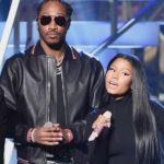Nicki Minaj dated rapper Future