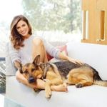 Nikki Reed Pet dog