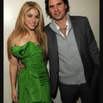 Shakira and Antonio De La Rua dated from 2000 to 2011