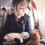 Taylor Swift pet Meredith Grey