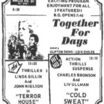 Together for Days (1972) movie poster image